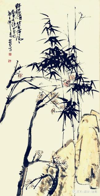 杜小荃作品欣赏
